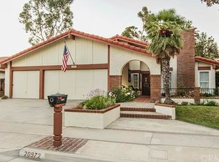 20972 Calle Celeste , Lake Forest CA