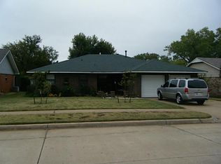 1308 N Lincoln Ave , Moore OK