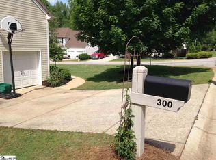 300 Northcliff Way , Greenville SC