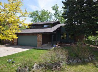 2929 W Serendipity Cir , Colorado Springs CO