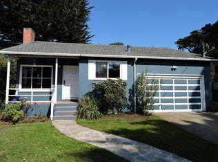 275 Arroyo Dr , Pacifica CA