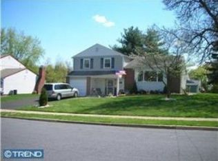 543 Winchester Rd , Warminster PA