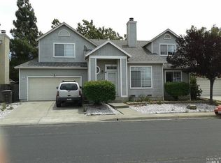 938 Shadywood Cir , Suisun City CA