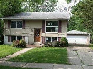 4201 Clark Dr , Richton Park IL