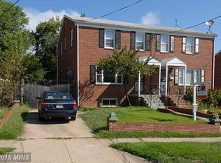 4216 24th Ave , Temple Hills MD