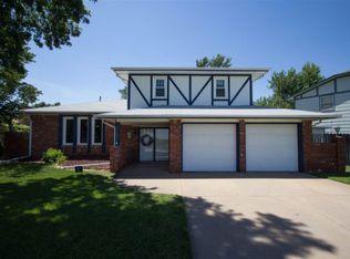 1151 N Hazelwood Ln , Wichita KS