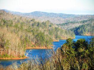 96 Lake Ridge Dr , Ellijay GA