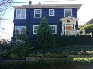 2207 E Prospect St , Seattle WA