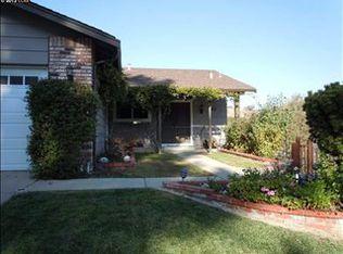 122 Saint Joan Ln , Pleasant Hill CA