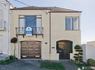 2733 Moraga St , San Francisco CA