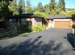 1576 Cordilleras Rd , Redwood City CA