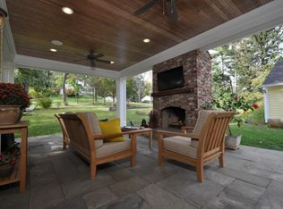Traditional Porch With Exterior Tile Floors Amp Outdoor