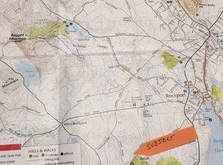 Map 13 Lot 100 Beech Hill Rd Rockport Me 04856 Zillow