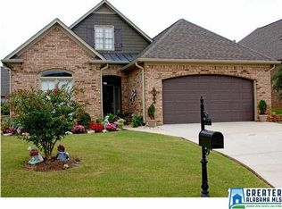 Trussville project homes for sale