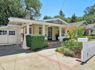 15 Laurel Ave , San Anselmo CA