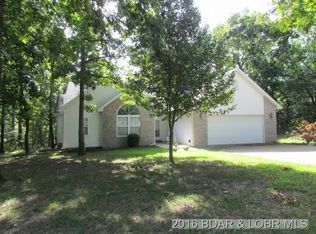 278 Cherokee Rd , Lake Ozark MO