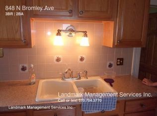 848 N Bromley Ave Scranton PA 18504