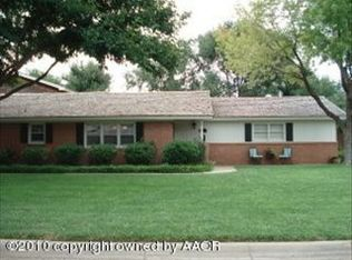 2510 9th Ave , Canyon TX