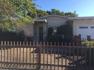 832 Ocean View Ave , San Mateo CA
