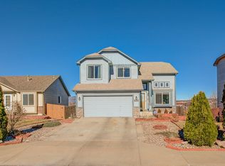 4240 Daylilly Dr , Colorado Springs CO