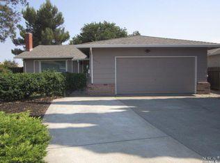 2382 Whittier Pl , Fairfield CA