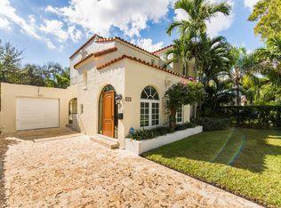604 Alcazar Ave , Coral Gables FL