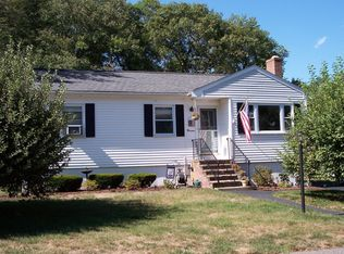 13 Calvin Rd , North Easton MA