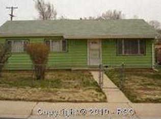 3319 Corbett Ln , Colorado Springs CO