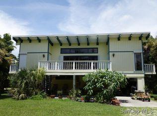 2615 Tamarind Rd , Sanibel FL