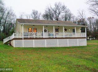 10246 Shady Woods Ln , Culpeper VA
