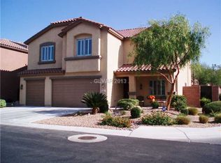 2541 Calanques Ter , Henderson NV