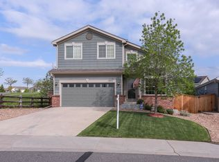 16570 High Desert Way , Parker CO