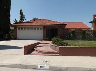 1103 Overlook Ridge Rd , Diamond Bar CA