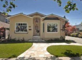 472 Jeter St , Redwood City CA