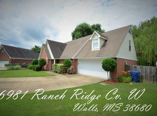 6981 Ranch Ridge Cv W , Walls MS