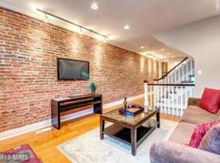 1727 N Bond St , Baltimore MD