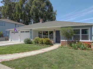312 Rolling Hills Ave , San Mateo CA