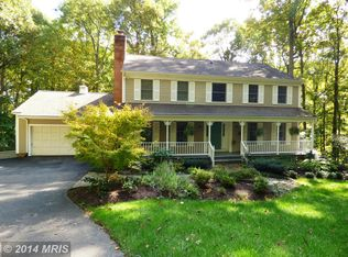 12613 Timber Grove Rd , Reisterstown MD