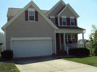 12504 Village Meadows Ct , Raleigh NC