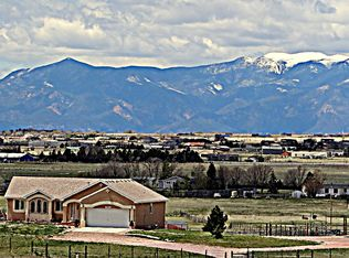 18625 Longhorn Acres Trl , Peyton CO