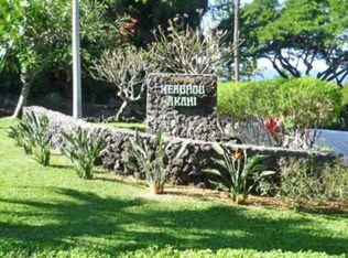 78-7030 Alii Dr Apt 112, Kailua Kona HI