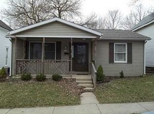 113 S Wilkinson Ave , Sidney OH