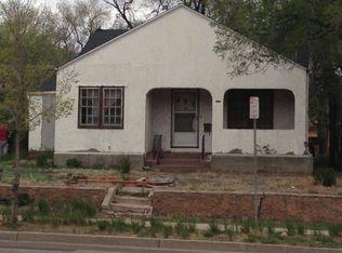 1516 S Tejon St , Colorado Springs CO