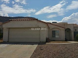 452 Wright Way , Henderson NV