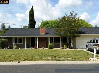 172 Adria Dr , Pleasant Hill CA