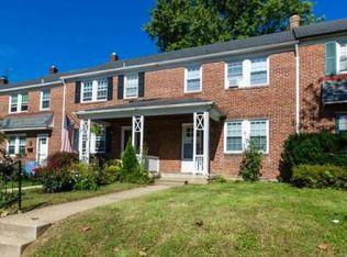 10 Murdock Rd , Baltimore MD