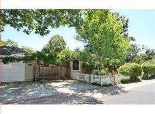116 Blackburn Ave , Menlo Park CA