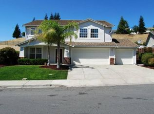 3352 Bear Ridge Way , Antioch CA