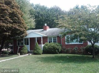 215 Delight Rd , Reisterstown MD