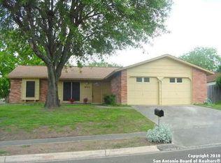5803 Pine Country St , San Antonio TX